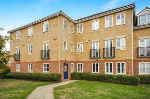 2 Bedrooms Flat for sale in Whitstable Place, Croydon