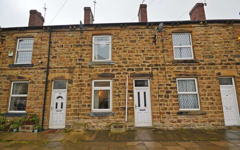 2 Bedrooms Terraced House for sale in Mary Street, East Ardsley, Wakefield