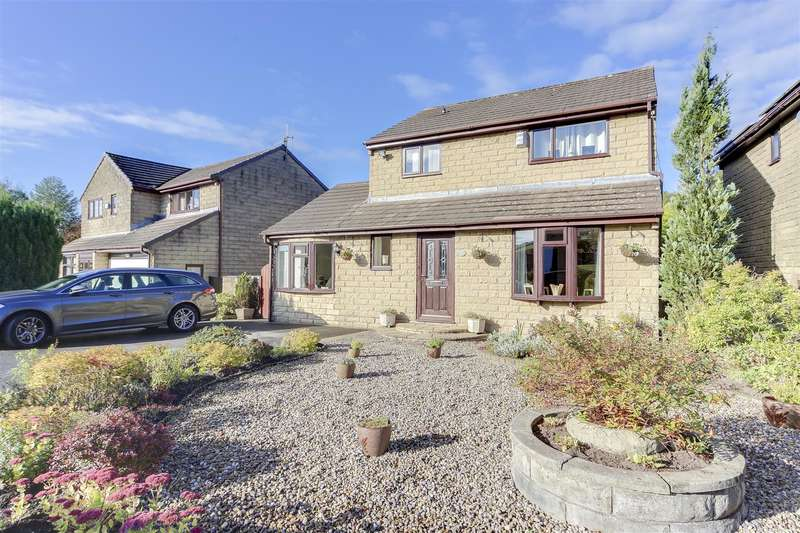 4 Bedrooms Property for sale in Rushbed Drive, Reedsholme, Rossendale