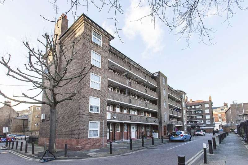 2 Bedrooms Flat for sale in Norden House, Pott Street, London E2