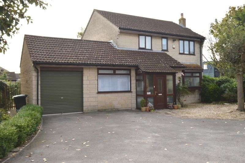 4 Bedrooms Detached House for sale in Daley Close, Weston-Super-Mare