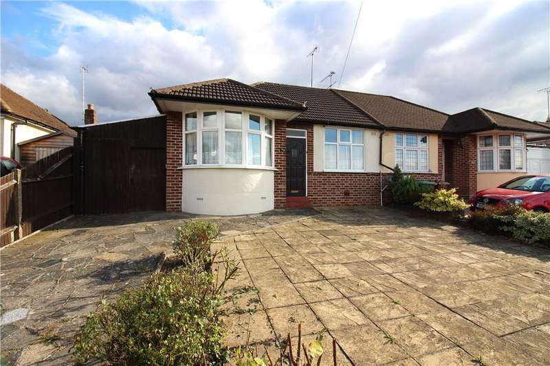 2 Bedrooms Semi Detached House for sale in Tennison Avenue, Borehamwood, Hertfordshire, WD6