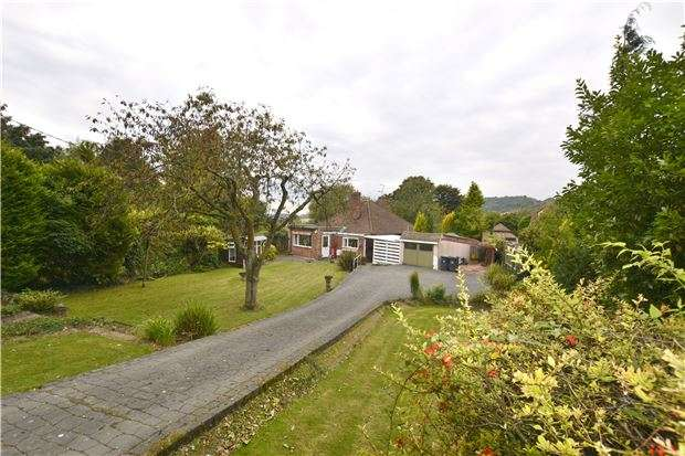 2 Bedrooms Detached House for sale in Blacksole Lane, Wrotham, Sevenoaks, Kent, TN15 7DH