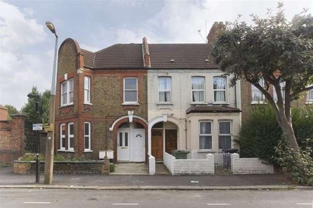3 Bedrooms Flat for sale in Thornhill Road, London