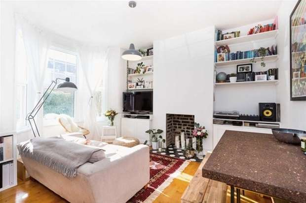 2 Bedrooms Flat for sale in Murchison Road, London