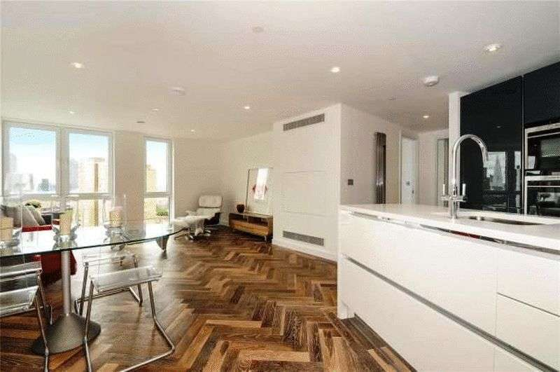2 Bedrooms Flat for sale in Eagle Point, City Road, London. EC1V