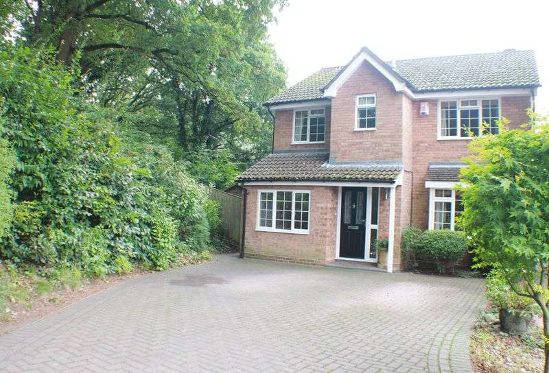 4 Bedrooms Detached House for sale in Eden Road, West End, Southampton