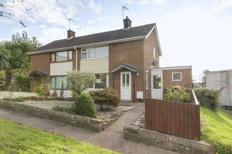 2 Bedrooms Semi Detached House for sale in Park End, Newport