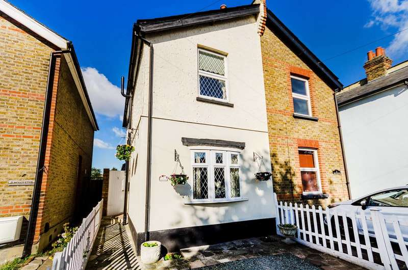 2 Bedrooms House for sale in Dickerage Lane, New Malden, KT3