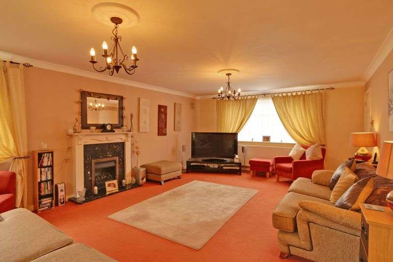 4 Bedrooms Semi Detached House for sale in Larch Crescent, Epsom. KT19 9EL
