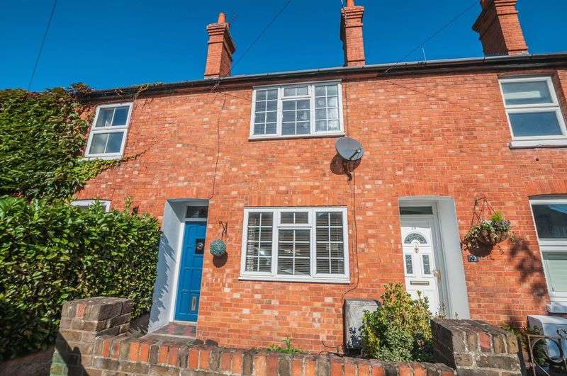 2 Bedrooms Terraced House for sale in Ray Mill Road West, Maidenhead