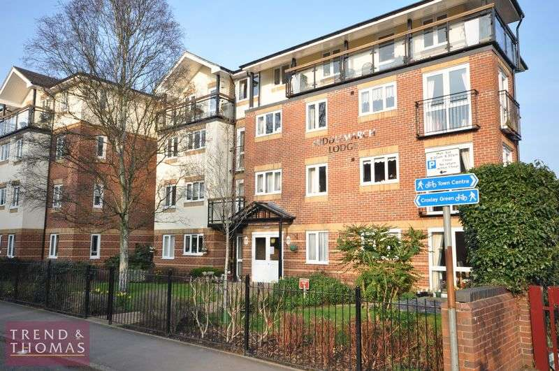 1 Bedroom Retirement Property for sale in High Street, Rickmansworth, WD3 1SW