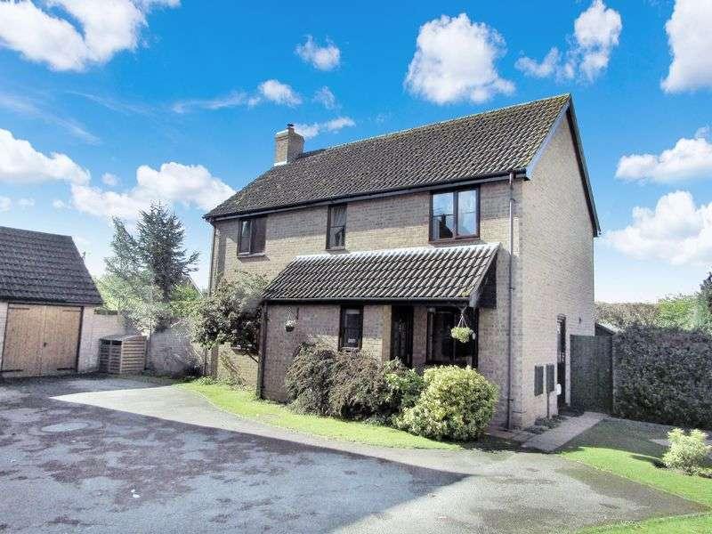 4 Bedrooms Detached House for sale in The Turnery, Thatcham