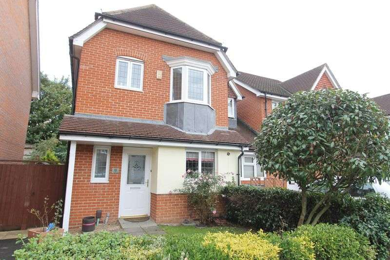 3 Bedrooms Terraced House for sale in Marl Field Close, Worcester Park