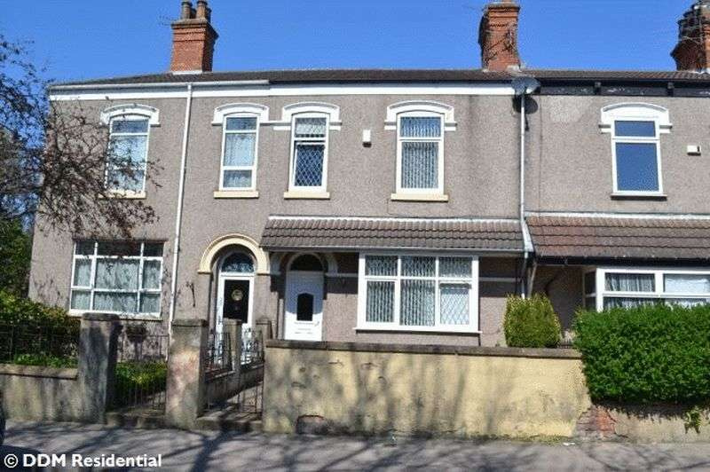 4 Bedrooms Terraced House for sale in Littlefield Lane, Grimsby