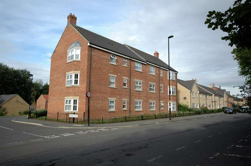 2 Bedrooms Apartment Flat for sale in Stewart Court, Newcastle Upon Tyne, Tyne and Wear, NE15