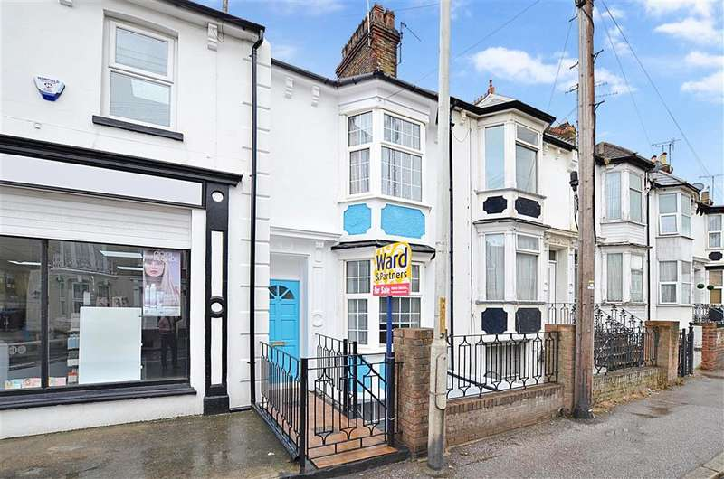 2 Bedrooms Terraced House for sale in Margate Road, Ramsgate, Kent