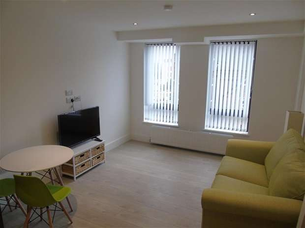 1 Bedroom Flat for sale in Clarendon Road, Watford