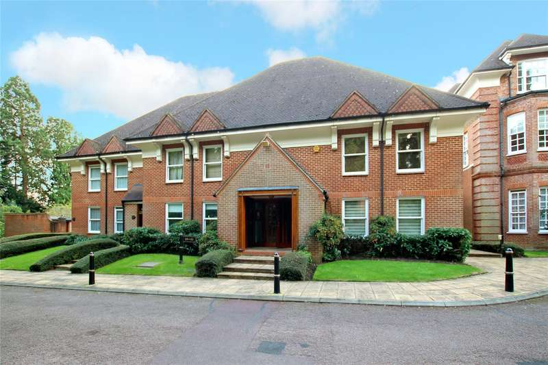 2 Bedrooms Flat for sale in Birklands Park, London Road, St. Albans, Hertfordshire, AL1
