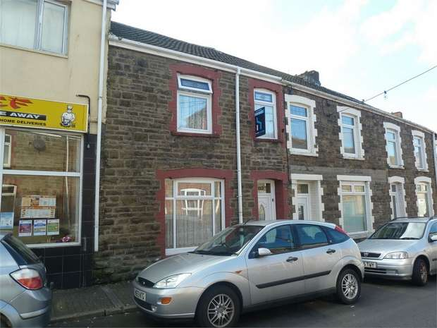 2 Bedrooms Terraced House for sale in Caerau Road, Caerau, Maesteg, Mid Glamorgan