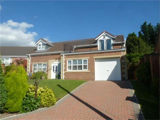 3 Bedrooms Detached Bungalow for sale in Doncaster Road, Barnsley, South Yorkshire