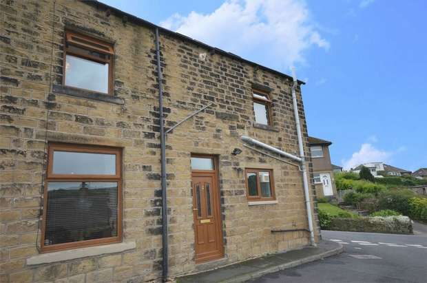 2 Bedrooms Semi Detached House for sale in Bourn View Road, HUDDERSFIELD, West Yorkshire