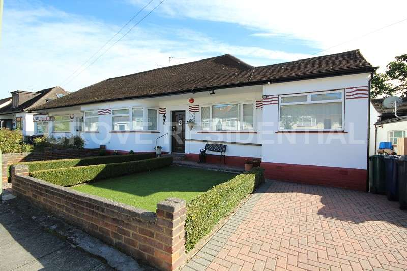 2 Bedrooms Semi Detached House for sale in Highview Gardens, Edgware, Greater London. HA8 9UD