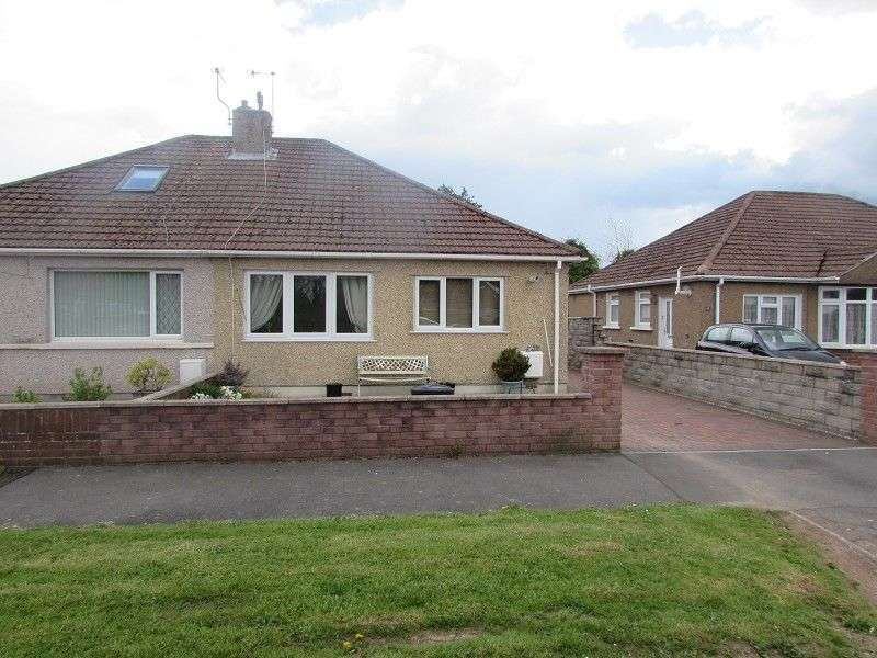 2 Bedrooms Semi Detached House for sale in Ton Teg , Pencoed, Bridgend. CF35 5ND