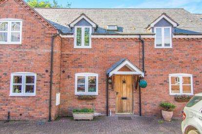 2 Bedrooms Terraced House for sale in Sadlers Meadow, Over Whitacre, Coleshill, Birmingham