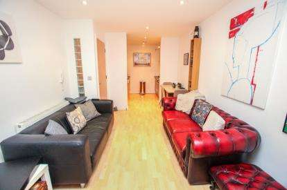 1 Bedroom Flat for sale in Regents Quay, 6 Bowman Lane, Leeds, West Yorkshire