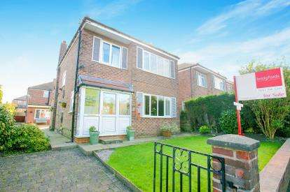 3 Bedrooms Detached House for sale in Eyam Road, Hazel Grove, Stockport, Cheshire