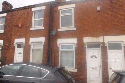 2 Bedrooms Terraced House for sale in Bycars Road, Burlsem, Stoke On Trent, Staffordshire