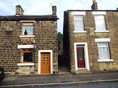 2 Bedrooms Terraced House for sale in Hadfield Road, Hadfield, Glossop