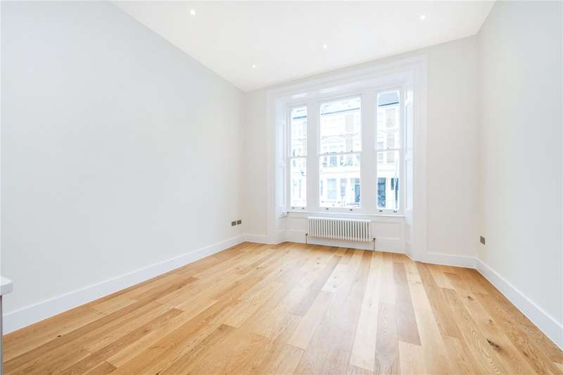 1 Bedroom Ground Flat for sale in Grittleton Road, W9