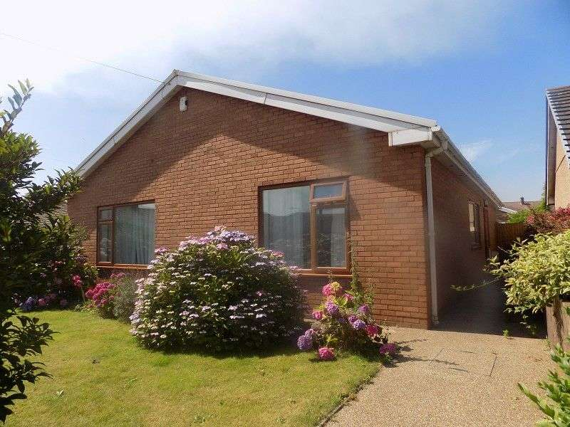 3 Bedrooms Bungalow for sale in Tywyn Close, Aberavon, Port Talbot, Neath Port Talbot. SA12 6LB