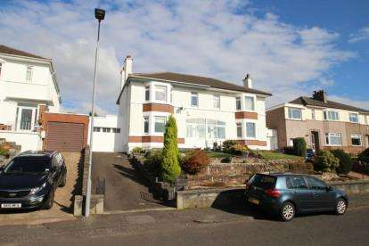 3 Bedrooms Semi Detached House for sale in Newtyle Road, Paisley