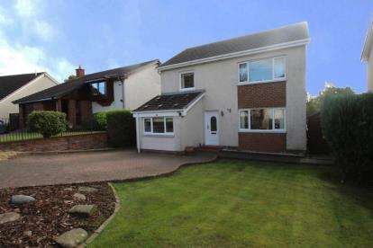 4 Bedrooms Detached House for sale in Coney Park, Stirling