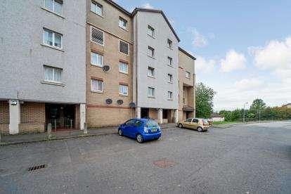 2 Bedrooms Flat for sale in Lenzie Way, Glasgow, Lanarkshire