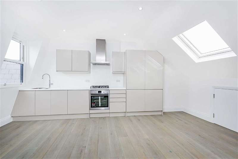 1 Bedroom Flat for sale in Stephendale Road, Fulham, SW6