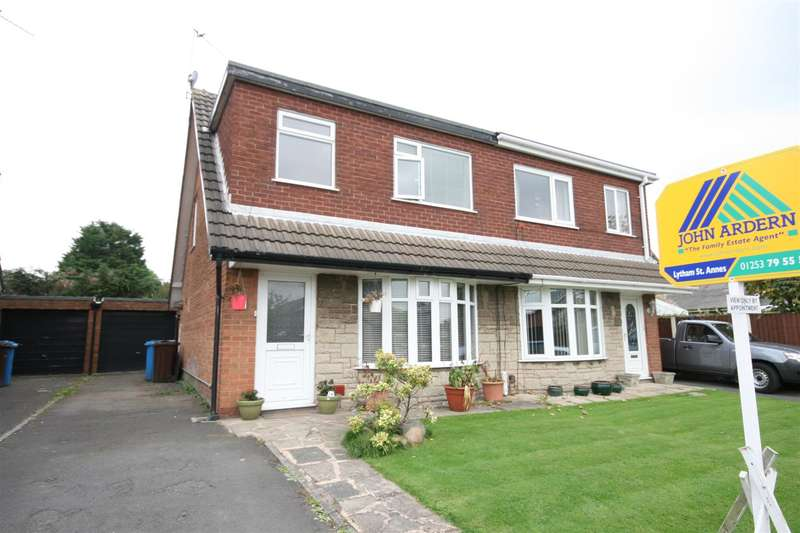 3 Bedrooms Property for sale in Ash Drive, Warton, Preston