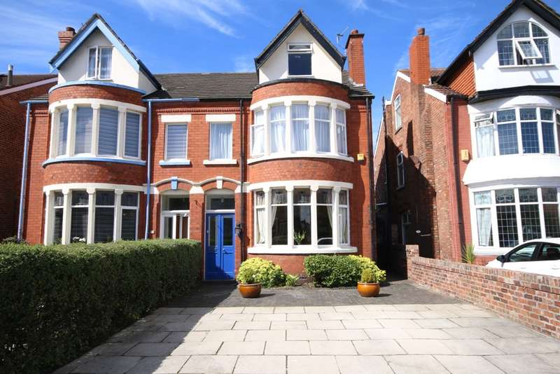 5 Bedrooms Semi Detached House for sale in Clive Road, Birkdale, Southport