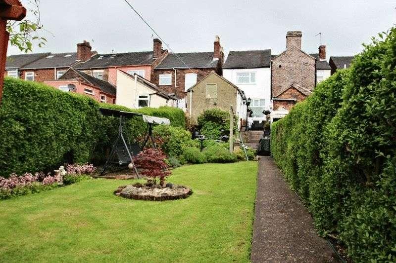 2 Bedrooms Terraced House for sale in Woodshutts Street, Stoke-On-Trent