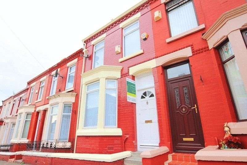 3 Bedrooms Terraced House for sale in Garswood Street, Dingle, Liverpool, L8