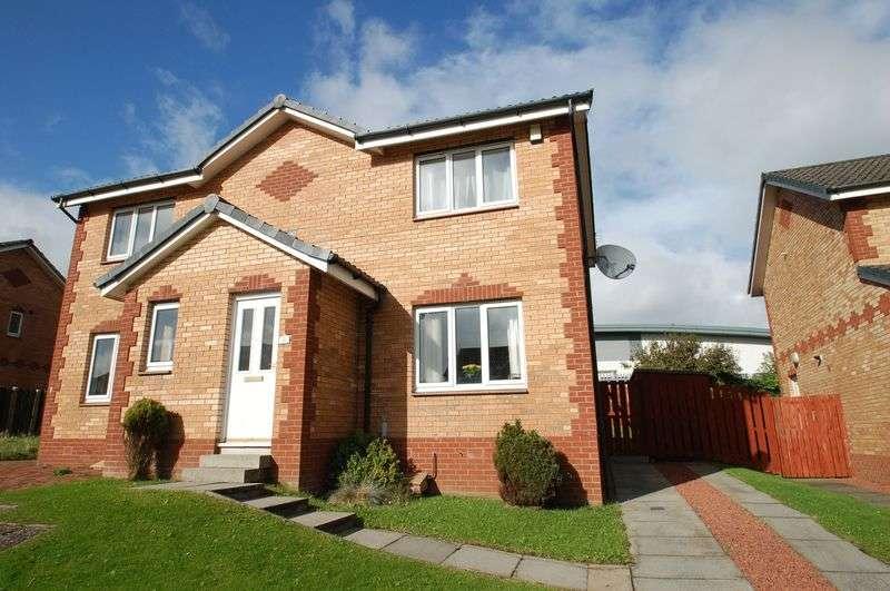 2 Bedrooms Semi Detached House for sale in Forsyth Court, Lanark