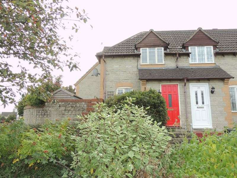 2 Bedrooms Terraced House for sale in Belfry, Warmley, Bristol