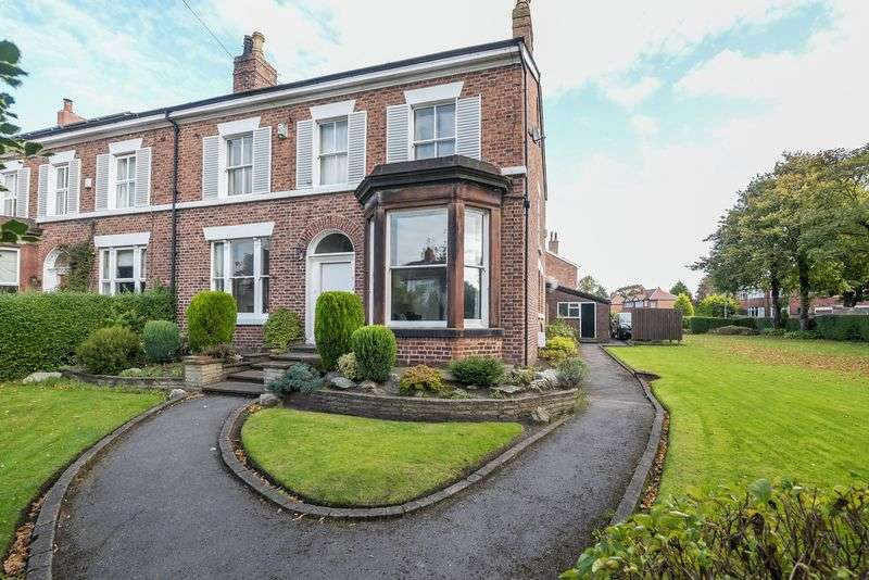4 Bedrooms Semi Detached House for sale in Station Road, Maghull