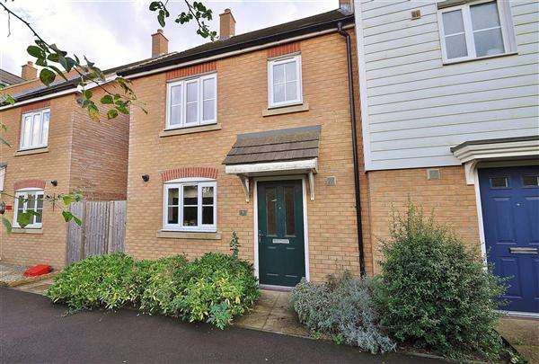 3 Bedrooms End Of Terrace House for sale in Kingsnorth, TN25