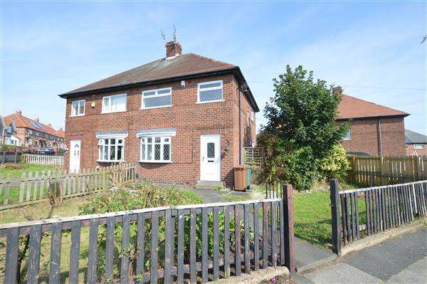 3 Bedrooms Semi Detached House for sale in Powis Road, Sunderland