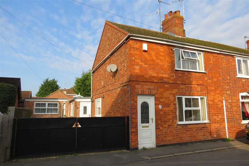 3 Bedrooms End Of Terrace House for sale in Grove Street, Great Hale