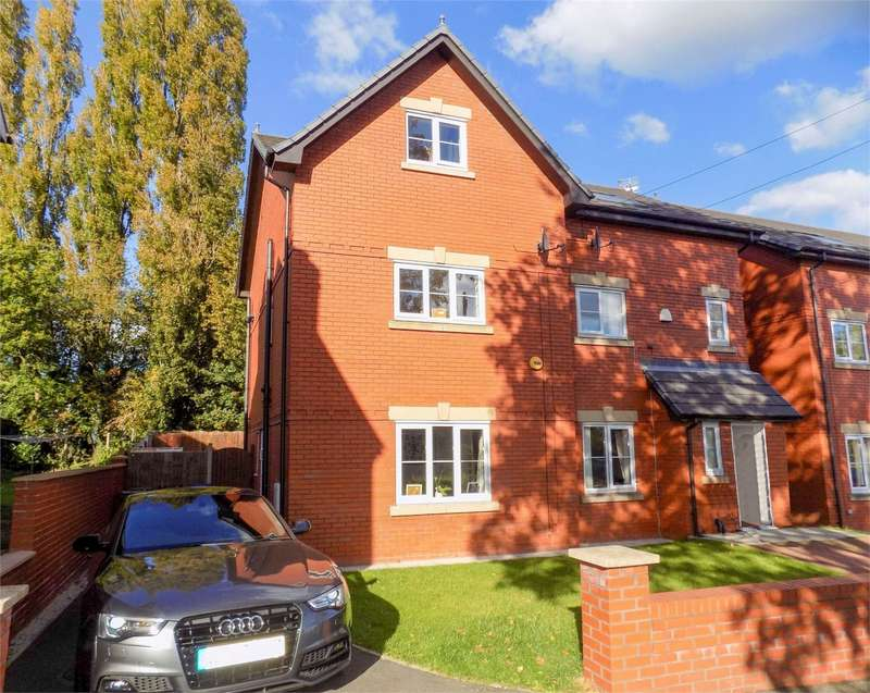 4 Bedrooms Semi Detached House for sale in Wigan Lower Road, Standish Lower Ground, Wigan, Lancashire
